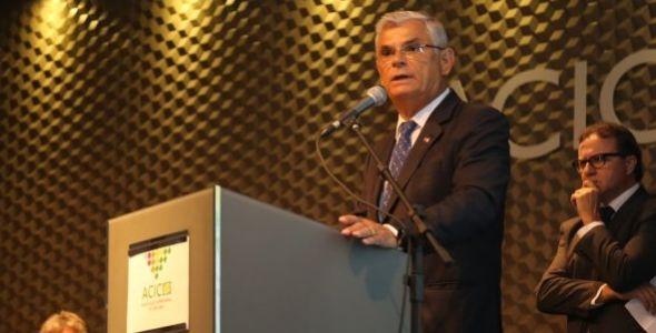 Governador anuncia licitação para Centro de Inovação de Criciúma