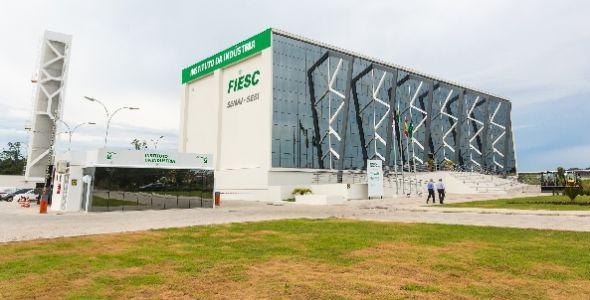 Instituto da Indústria é inaugurado em Florianópolis