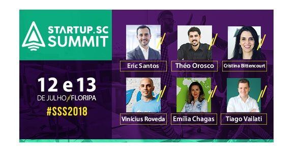 Inscrições para o Startup SC Summit encerram dia 24