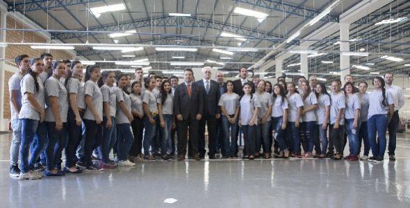 Altenburg inaugura unidade no Paraguai