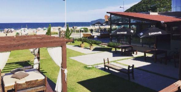 """Soleil Pizza inaugura área com o conceito """"pizza bar"""" em Itajaí"""
