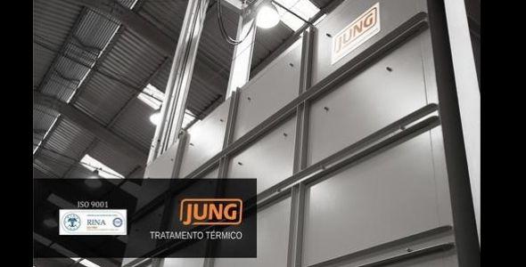 JUNG Tratamento Térmico recebe certificação de qualidade ISO 9001:2015