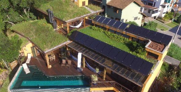 Financiamento de energia solar atende residências e comércios