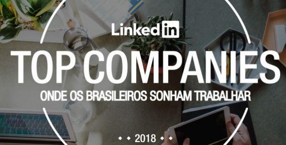 Unimed está entre as 25 empresas dos sonhos dos brasileiros, segundo LinkedIn