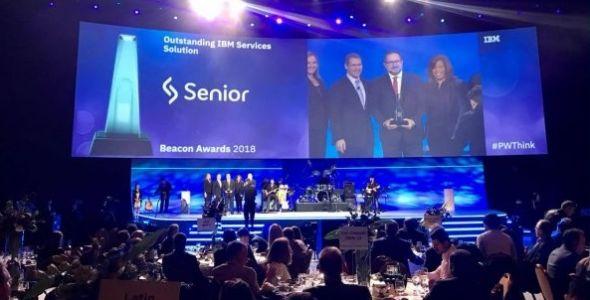Assistente virtual da Senior recebe prêmio internacional