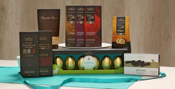 Nugali aposta em chocolate gourmet para a Páscoa