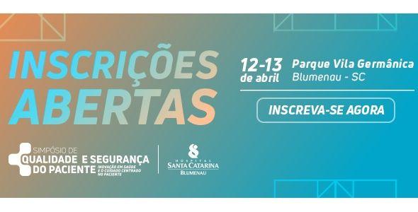 Hospital Santa Catarina promove Simpósio de Qualidade e Segurança do Paciente