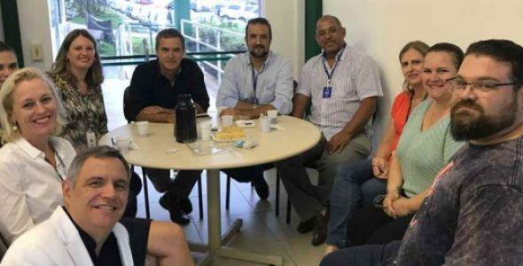 Instituto Furb firma parceria com empresa de Blumenau