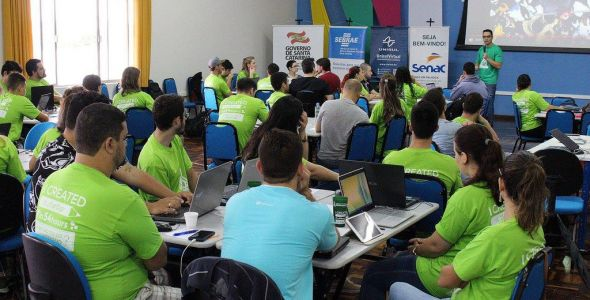 Startup Weekend chega a Chapecó e Joinville