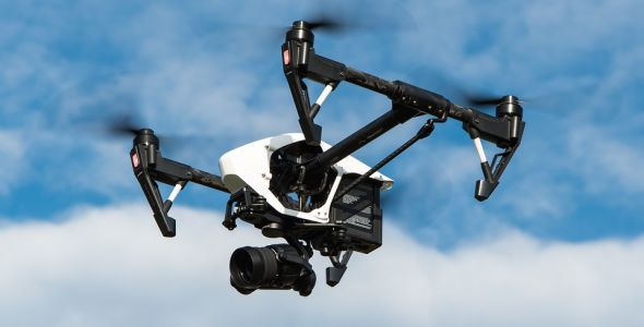 Pós-graduação à distância qualifica profissional para operação de drones