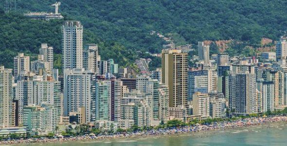 IMA aprova alargamento da faixa de areia da Praia Central de Balneário Camboriú