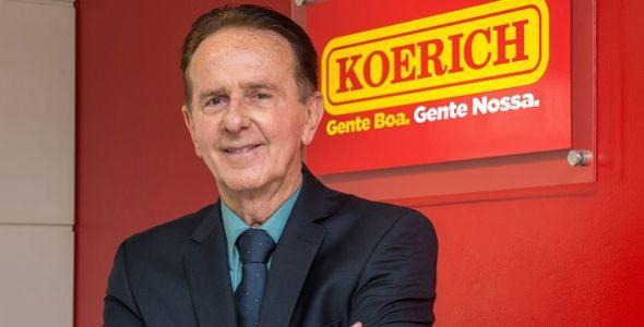 Koerich cresce 13% em 2017 e projeta expansão neste ano