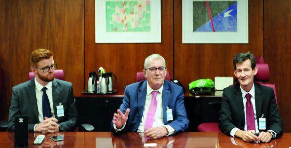 Ações do Sistema Cecred foram tema de encontro em Brasília