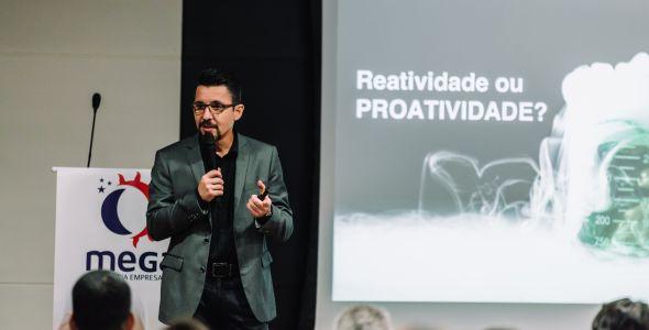 Roberto Vilela lança palestra sobre carreira profissional