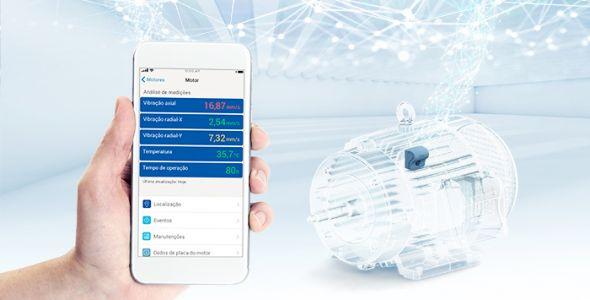 WEG lança solução para indústria 4.0