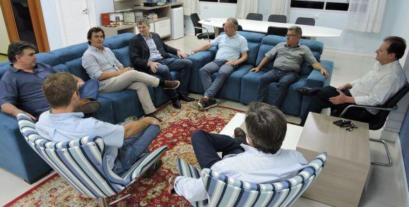Argentinos buscam modelo de incentivo à agricultura em Santa Catarina