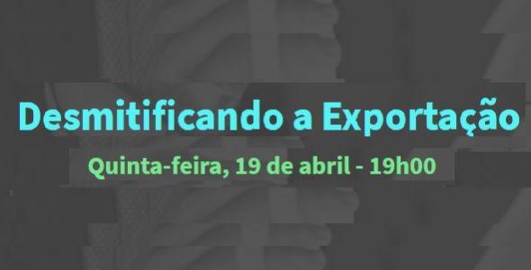 Sebrae/SC promove seminário online sobre exportação