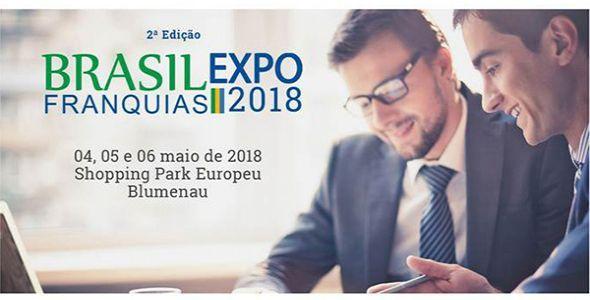 Brasil Expo Franquias 2018 terá mais de 30 modelos de negócios