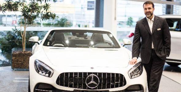 DVA Mercedes-Benz lidera vendas de automóveis premium