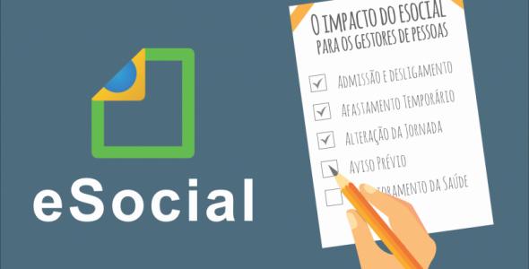 CRCSC e Fecomércio SC lançam cartilha sobre eSocial