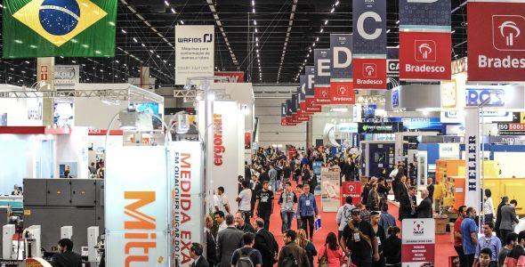 Empresários de SC apresentam máquinas e equipamentos na FEIMEC 2018