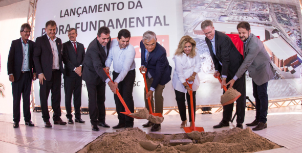 Kellogg inicia expansão da fábrica da Parati em Santa Catarina