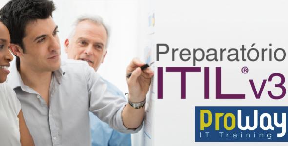 A certificação ITIL mudou mas continua requisitada pelas empresas