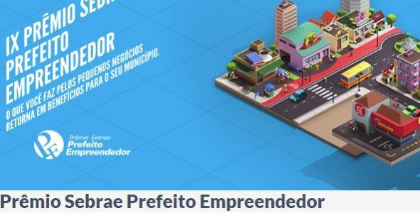 Sebrae/SC abre inscrições para o X Prêmio Sebrae Prefeito Empreendedor