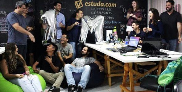 Startup de educação que atua em SC, chega a 1 milhão de usuários