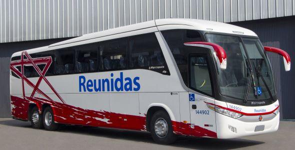 Empresa reunidas opera com linhas reduzidas durante greve dos caminhoneiros