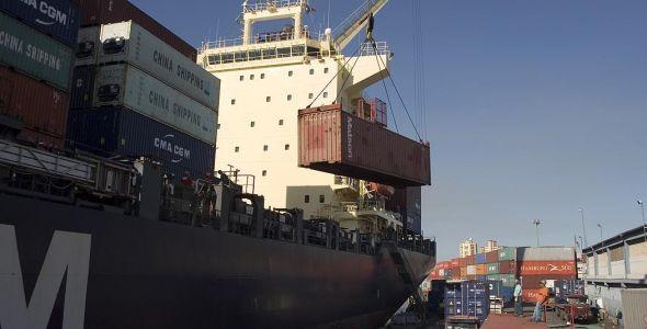 Exportações registram queda de queda de 19,4% em maio