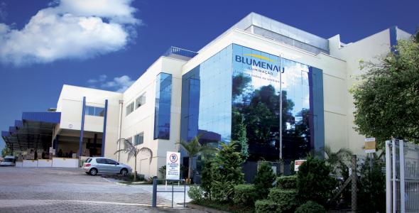 Empresa de Blumenau reciclou 139 toneladas de resíduos em 2017