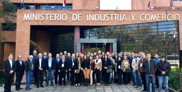 No Paraguai, missão da Fiesc participa de rodadas de negócios