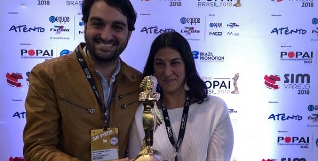Idealizado pela Hering Kids, Manual do Brincar ganha Prêmio Popai Brasil 2018