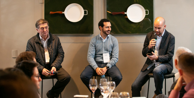 Empreendedores se reúnem para discutir como captar e reter talentos