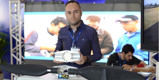IFC Luzerna firma parceria com Anac e ICA e realiza testes de hélices aeronáuticas