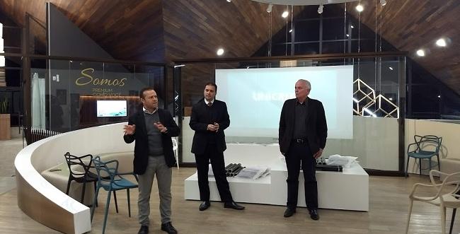 Unicred Vale Europeu inaugura agência premium em Blumenau