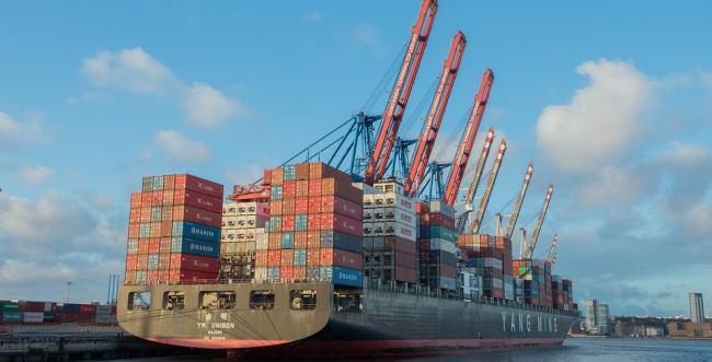 Exportação de SC cresce 50,9% em agosto