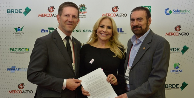 Acic renova contrato com Enterprise para venda da Mercoagro 2020