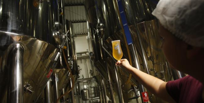 Com 25 rótulos, Cerveja Blumenau comemora 2 anos de mercado