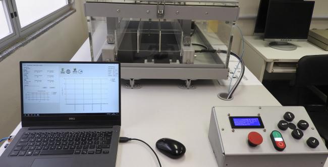 Udesc, Ifsc e Fapesc criam equipamento para pesquisas em Fisioterapia