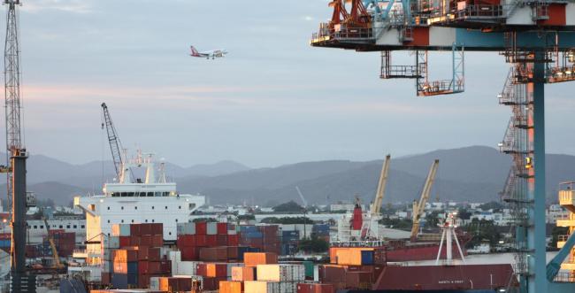 Movimentação de cargas no Porto de Itajaí cresce 87% em 2018