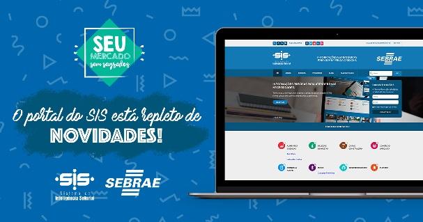Sistema de Inteligência Setorialdo Sebrae/SC lança novo portal