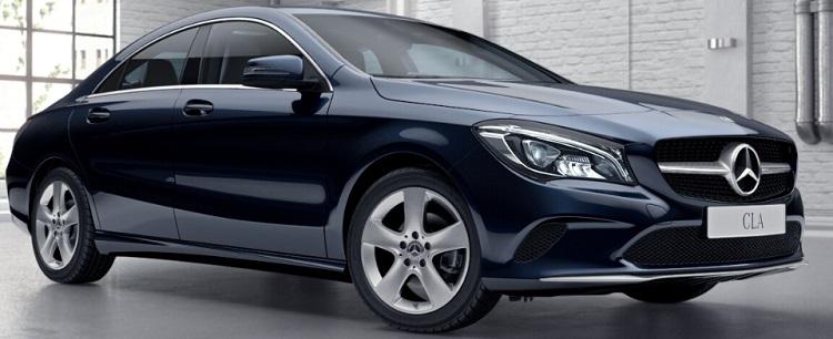 Concessionárias da DVA em SC recebem o novo modelo da Mercedes-Benz