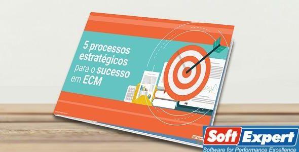 Ebook apresenta a gestores 5 processos para o sucesso na Gestão do Conteúdo