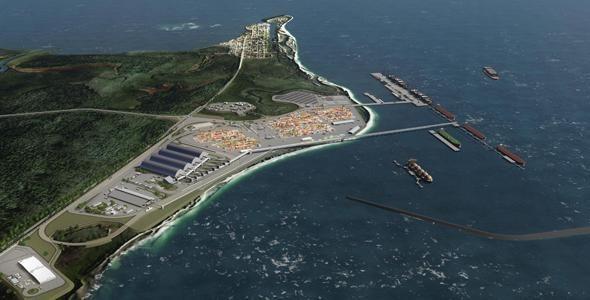 Pesquisa aponta aceitação do Porto Brasil Sul pela população de São Francisco do Sul