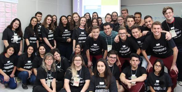 Projeto Geração Empreendedora tem início em Rio do Sul