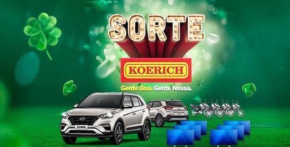Koerich resgata jingle criado por Zininho e lança maior campanha de prêmios dos últimos anos