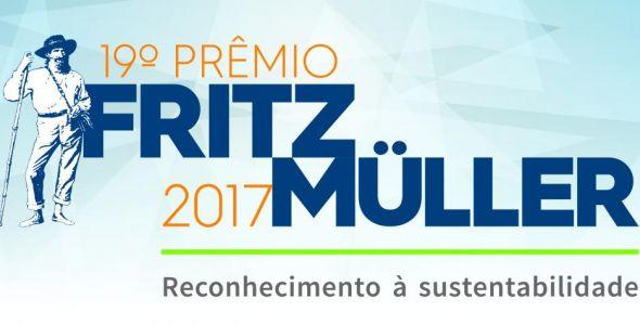 Prêmio Fritz Müller será entregue nesta terça-feira