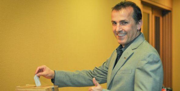 Lidomar Bison é reeleito à presidência da CDL de Florianópolis